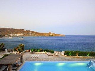 Villa in Mykonos : Psarrou Area Villa Andromeda