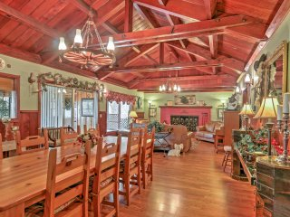 Expansive Clifton Home w/ Deck+Lake Whitney Views!