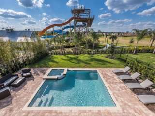 EncoreResort 1166*Water Park View*Minutes to Disney*Private Pool & Spa*Shuttle