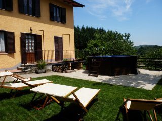 Country house in Tuscany - 3 double bedrooms, Castelnuovo di Garfagnana