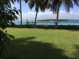 studio le gosier sur mer, piscine, idéalement situé au centre de la Guadeloupe