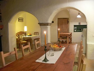 Apartments in historischem Bauwerk, Telfes im Stubai