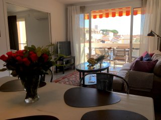 MANDARINIERS 32B, 3 bedrooms/3 bathrooms with balcony, Cannes