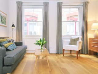 Huge roof terrace | Super stylish | Peaceful Haven | 1 stop to Kings Cross, London