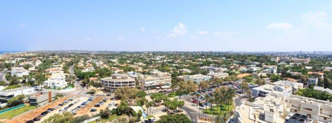 Uitzicht van het appartement