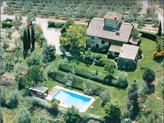 wonderful villa with private pool Greve in chianti