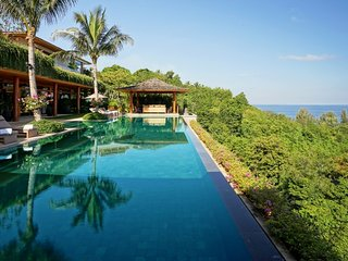 Ultra Luxury 7BR Villa with Breathtaking Sea Views in Kamala, Phuket