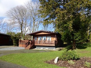 Birch Plus Lodges, New Galloway