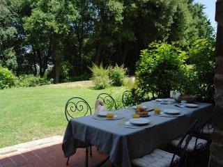 Apartment Fuchsia Antico Casale Rodilosso