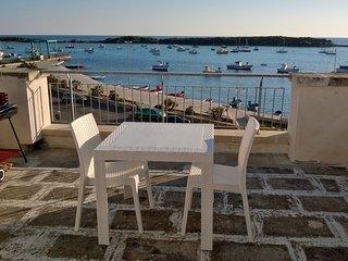 Porto Cesareo, bilocale vista mare