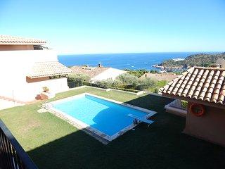 Apartamento con espectacular vistas al mar