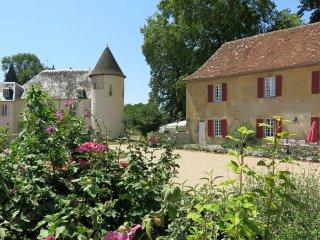 Chateau Embourg Gîte: Paradies für Familien, Ort zum entschleunigen