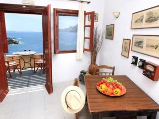 Amoudi sea view Apartment, Oia