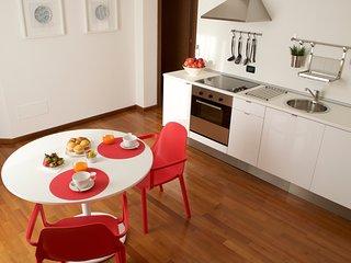 Appartamento Rubino con uso biciclette