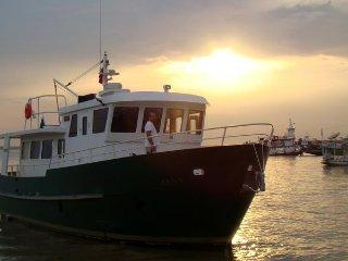 Ilha Grande embarcado!