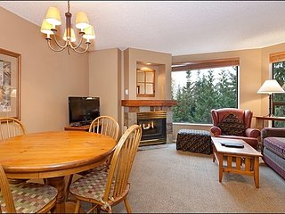 Slopeside on Blackcomb with Hot Tub and Pool / 214885