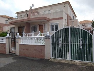 Cabo Roig 3 Bed 2 Bath House (E1)