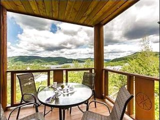 Ski in/out, Stunning 3BR , 4 season common hot tub, Free Shuttle / 215583