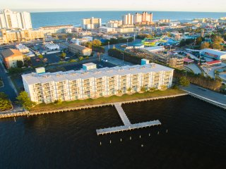 A Great Bay Front Condo With a Stunning View