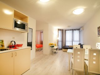 2-bedroom Deluxe apartment in MiniSmart Block A