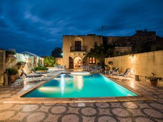 malta,gozo,farmhouse,villa,pool,jacuzzi, Gharb