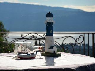 Villa Perla - un gioiello affacciato sul Lago, Toscolano-Maderno
