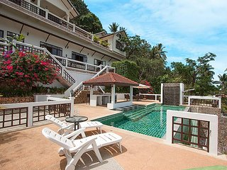 Villa Verona - Magnificent 4 Bedroom Villa Sea Views Private Pool In Koh Samui