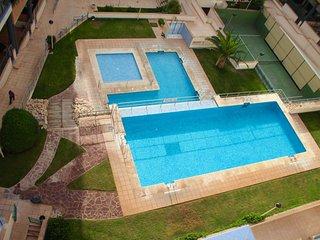 Apartamento con piscina, Benidorm