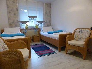 Appartement Eulennest in  Tarp bei Flensburg für 1-2 Pers./Verpflegung mögl.