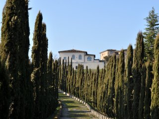 Villa San Giusto a Fortuna - Appartamento Terra, San Piero A Sieve