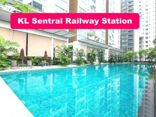 Next to KL Sentral Train Station, 1-9pax, #1