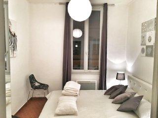appartement central et cosy centre de Nice
