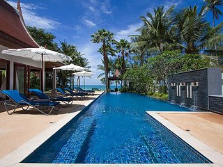 Villa Shakira Mind-Blowing 6 Bedroom Beach Holiday Villa With Pool In Koh Samui