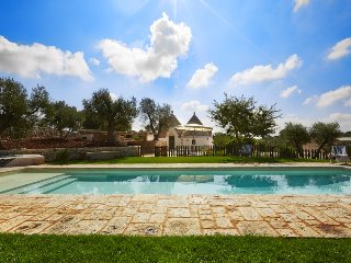 6 bedroom Villa in Chianchizzo I, Apulia, Italy : ref 5248105