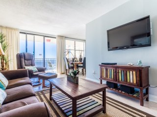 Phoenix I Unit #1104 | 1BD/1BA Gulf Front Condo Located in Orange Beach!