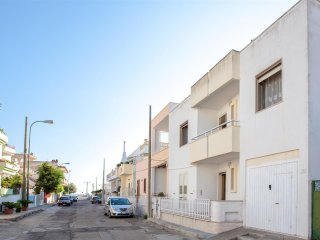 508 House at 50 m. from Sea in Torre San Giovanni