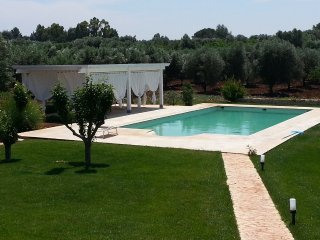 603 Villa with Pool in Ostuni