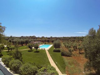 609 Villa and Trulli with Pool in Ostuni