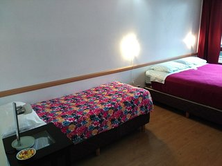 Cozy Studio in the heart of downtown, Obelisco! 24hs security, on main Avenue!