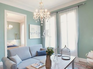 BCN Rambla Catalunya- Beautiful and elegant apartment with 1 bedroom and 1 bathr