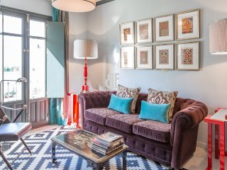 Be Apartment - Beautiful and cozy luxury apartment with a private patio and