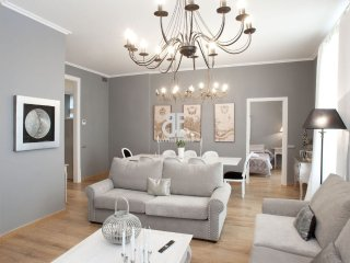 BCN Rambla Catalunya - Splendid, luxurious and spacious apartment with 4 bedroom