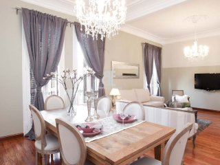 BCN Rambla Catalunya - Luxurious and grandiose apartment with 5 bedrooms and 3