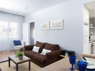 Is a wonderful apartment in a priviledged area of the city, being close enough, Barcelona