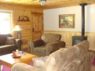 Ranco Tonto Cabin rental - on Beautiful Tonto Creek, Payson