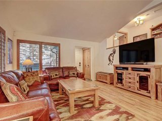 Beautiful Luxury Townhome - 3 bd, private hot tub, heated garage!