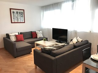 Two bedroom apartment in Sants area, Barcelona