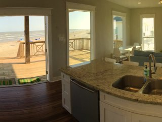 New House RIGHT ON THE BEACH