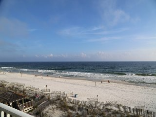 Sunchase 302 ~ Direct Gulf Front, right on the beach, steps to the sand ~ FREE W