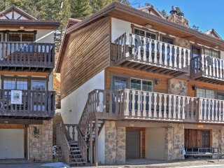 NEW! Awesome 2BR Flagg Mtn #6 Townhome w/Views!, Red River